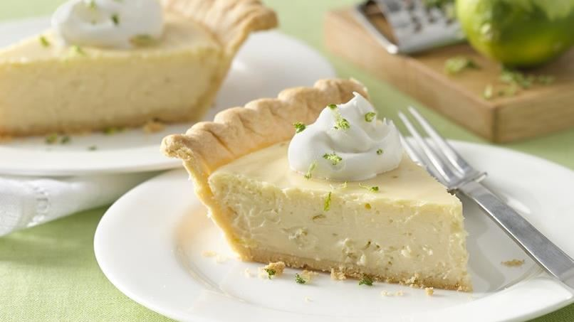 Creamy Key Lime Pie
