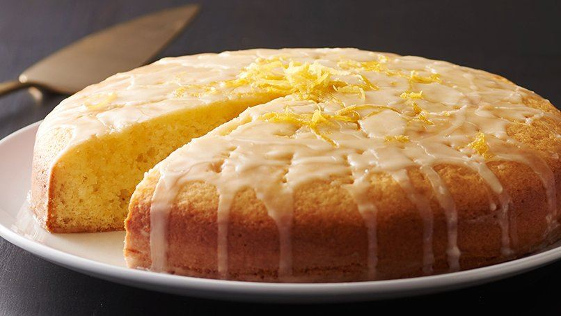 Lemon Olive Oil Cake recipe - from Tablespoon!