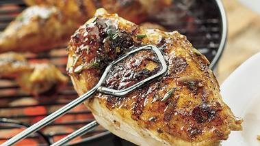 Orange-Sage Grilled Chicken