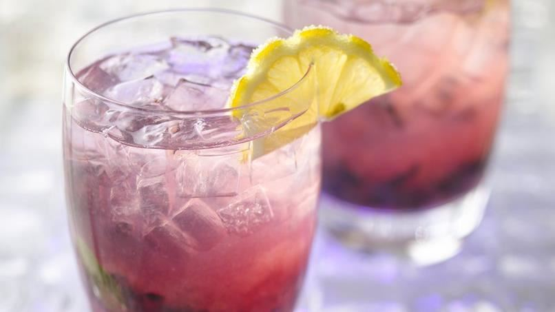 Blueberry Hard Lemonade