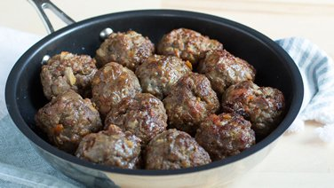 5-Ingredient Meatballs