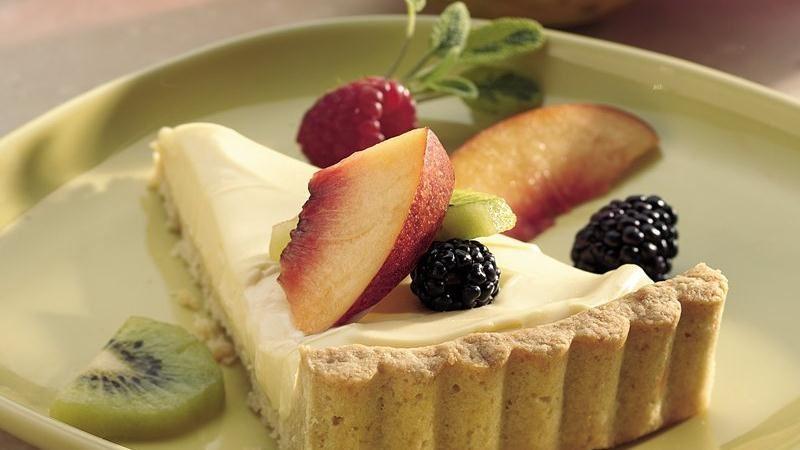 Lemon-Berry Tart