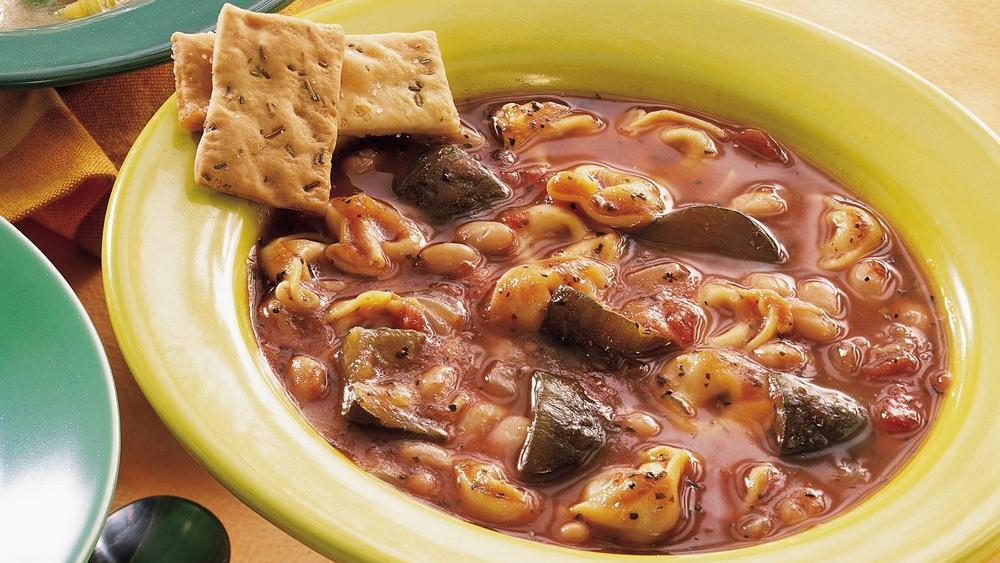 Italian Tortellini Stew