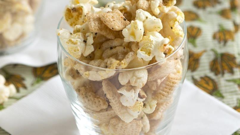 Puffball Crunch Chex Mix