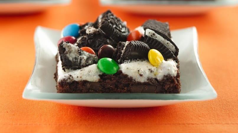 Gooey Chocolate Cookie Bars