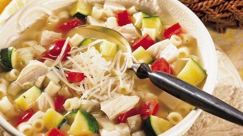 Chicken Soup Italiano