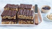 Dark Chocolate-Almond Butter Cheerios™ Bars