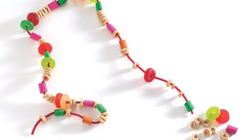 Charming Cheerios® Necklace