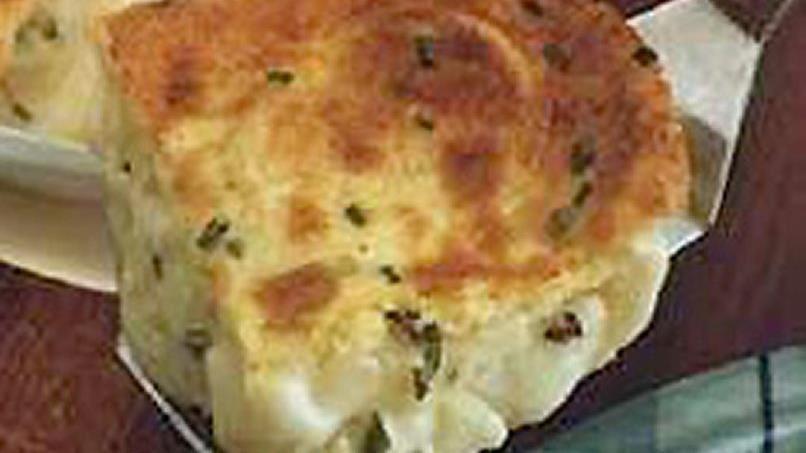 Creamy Parmesan Potatoes