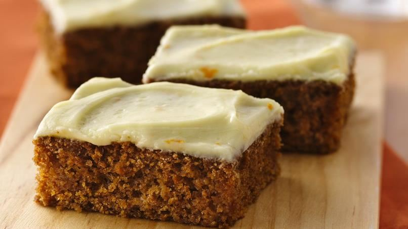 Ginger-Orange Bars