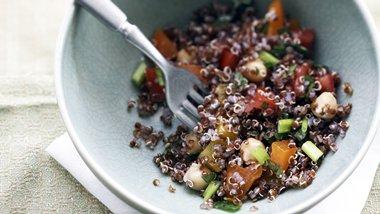 Skinny Confetti Quinoa Salad