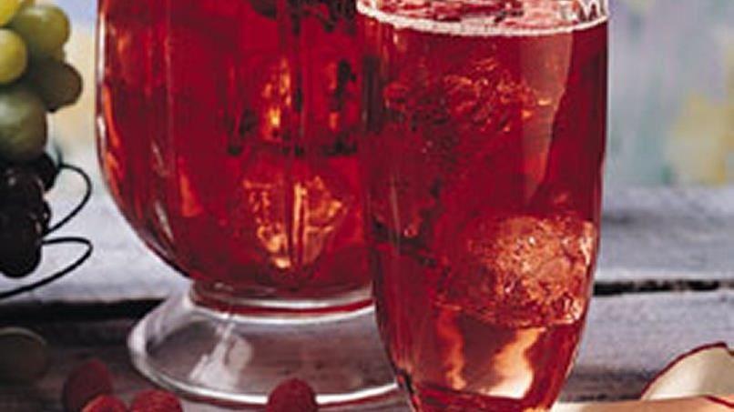 Cranberry-Raspberry Tea