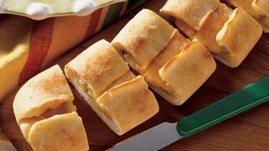 Zesty Cheese Bread