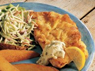 Lemon Pepper Baked Orange Roughy