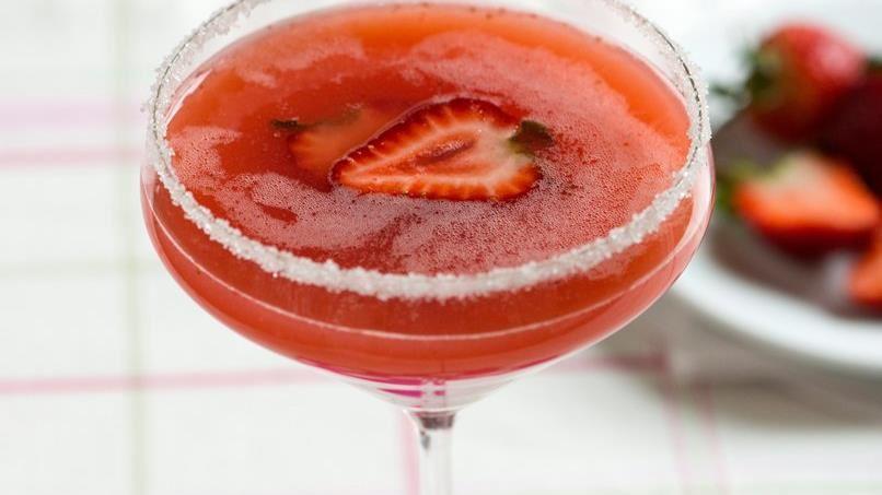 Strawberry Cosmopolitan