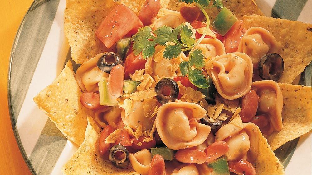 Taco Tortellini Salad