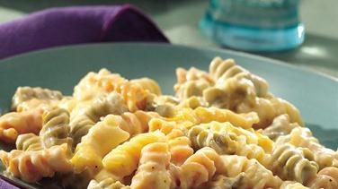 Three-Cheese Rotini Bake