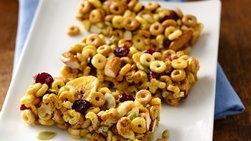 Barras con Dulce de Leche Cheerios®