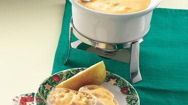 Hot Cheesy Artichoke Dip