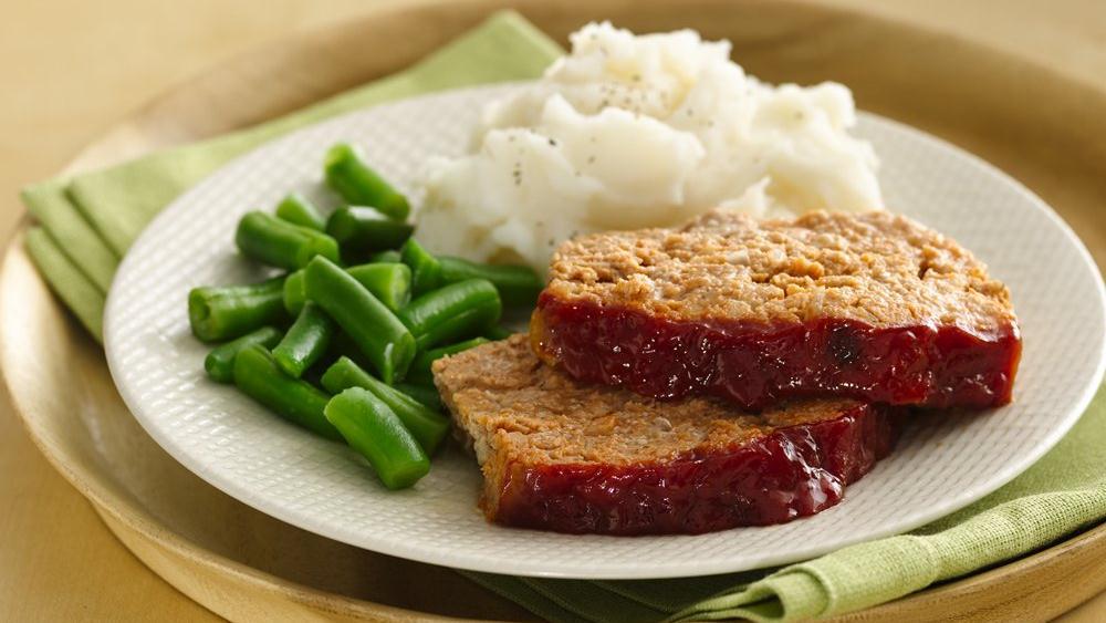 Tastiest Turkey Meatloaf