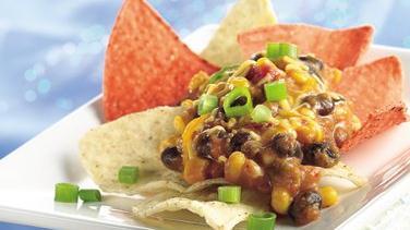 Slow-Cooker Chipotle-Black Bean Dip