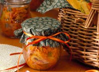 Carrot and Celery Relish