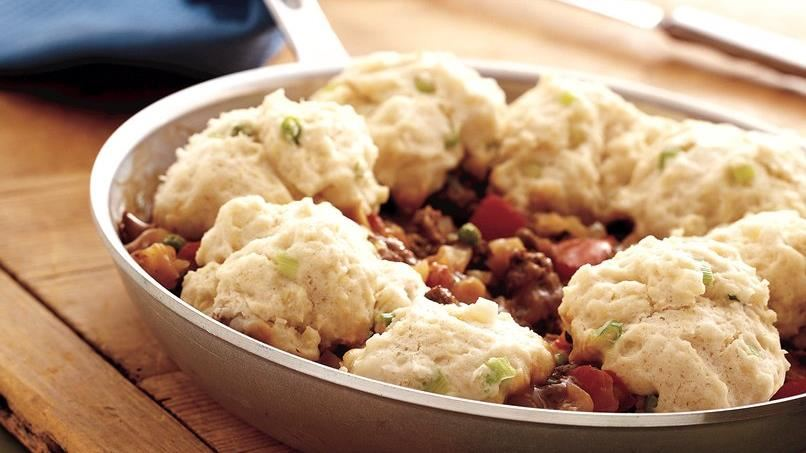Home-Style Beef and Potato Skillet
