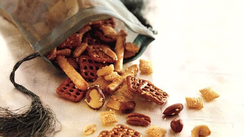 Roasted Sesame and Honey Chex® Mix