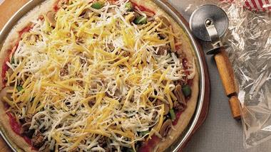 Design-Your-Own Pizza