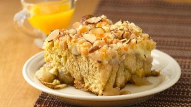 Dutch Apple Breakfast Bake