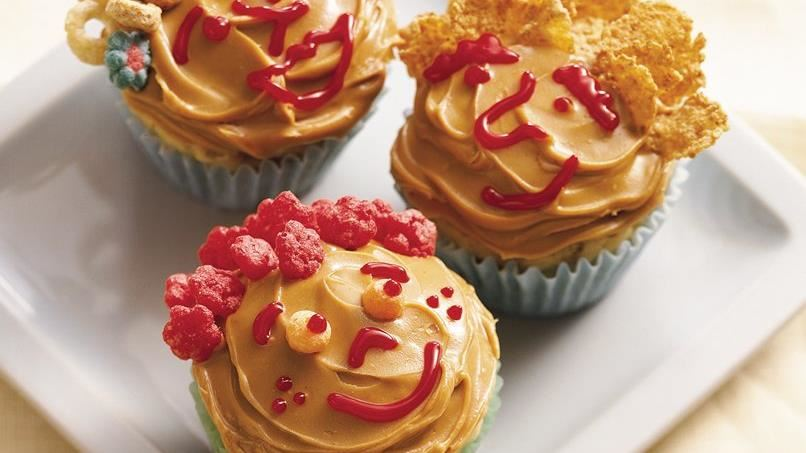 Funny Face Muffins