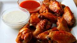 Beer-Brined Buffalo Wings