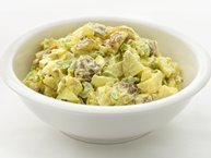 Healthified Classic Potato Salad