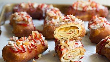 Toaster Strudel™-Stuffed Doughnuts