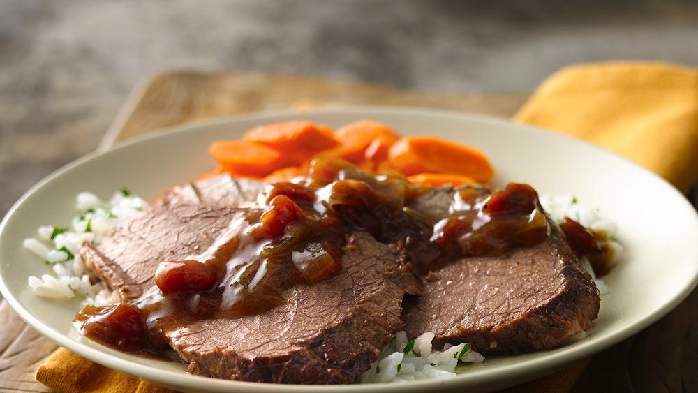 Tex-Mex Pot Roast