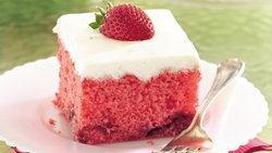 Strawberry Daiquiri Cake
