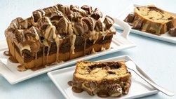 Peanut Butter Lovers Swirl Cakes