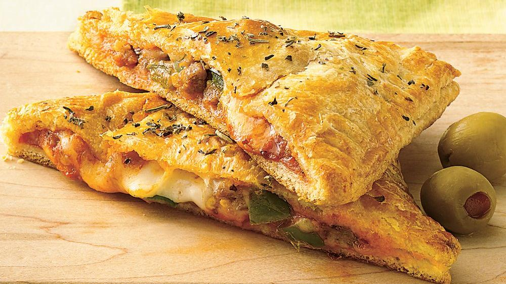 Crescent Calzones recipe from Pillsbury.com