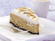 Caramel Cappuccino Cheesecake recipe from Betty Crocker