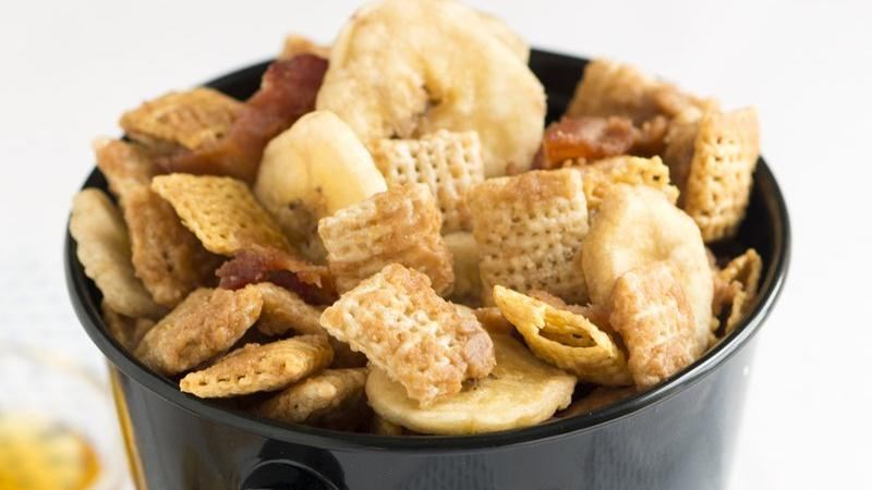 All Shook Up Chex Mix