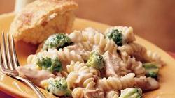 Slow-Cooker Turkey Rotini Casserole