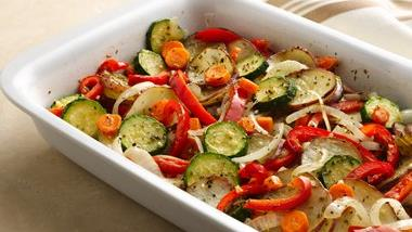 Mixed Vegetable Bake