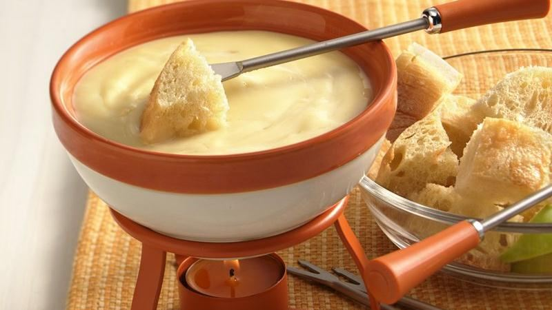 Cheese Fondue