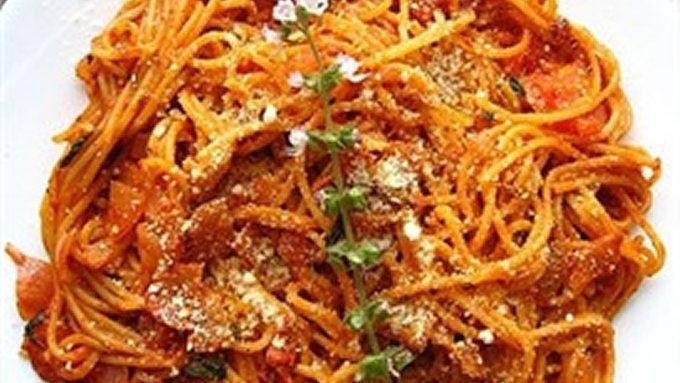 """Fried Spaghetti"""