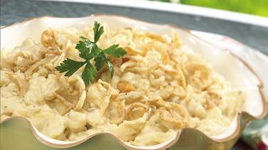 Sour Cream and Onion Potato Casserole