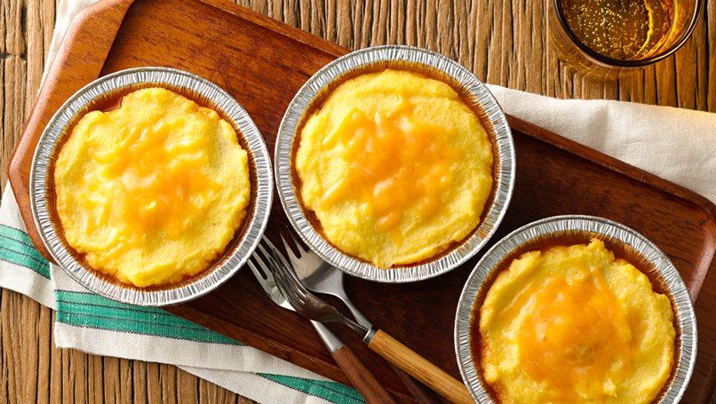 Freeze-Ahead Tamale Pies recipe - from Tablespoon!