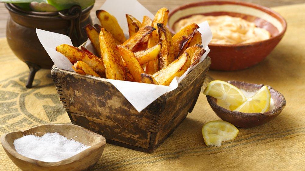 Taco Fries