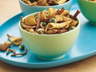 Asian Snack Mix (1/2 Recipe)