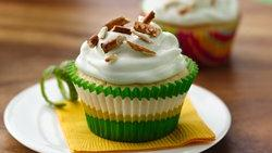 Sweet and Salty Margarita Cupcakes