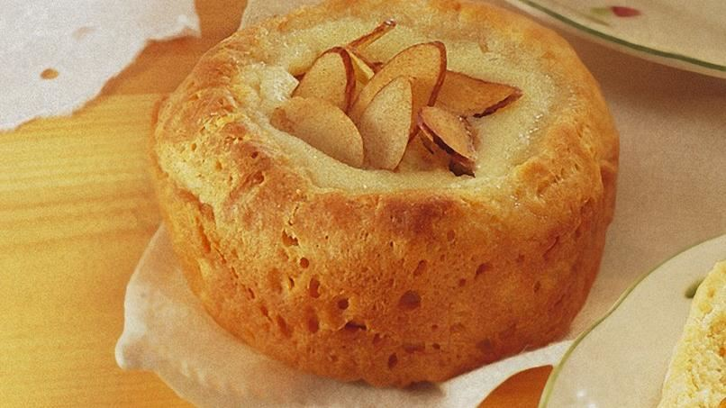 Apple Ricotta Brunch Biscuits